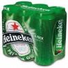 Heineken Blik 6-pack 6 x 50cl